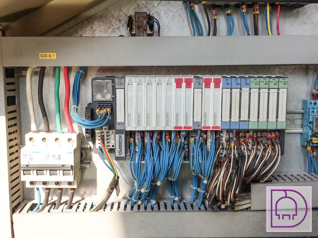 Schemi Elettrici Plc : Sviluppo applicazioni plc comella impianti elettrici